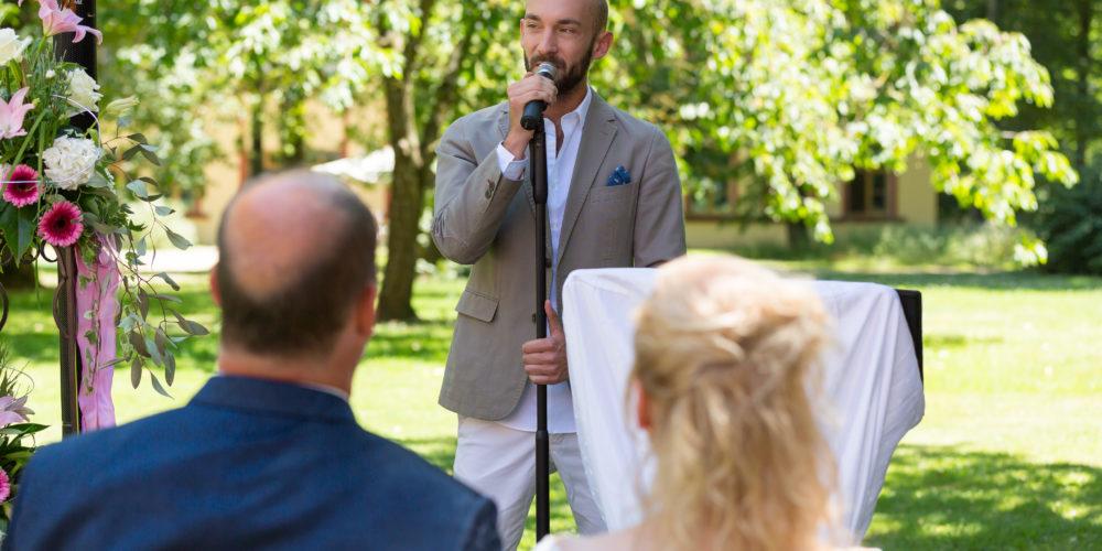 Hochzeitssänger Michael Schunke